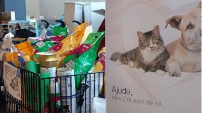 Banco Solidário Animal: Machico apoia!