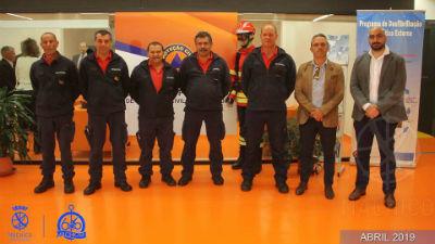 Bombeiros Municipais de Machico: curso de promoção