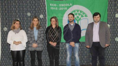 Hastear da Bandeira Eco-Escolas: Infantário Rainha Santa Isabel