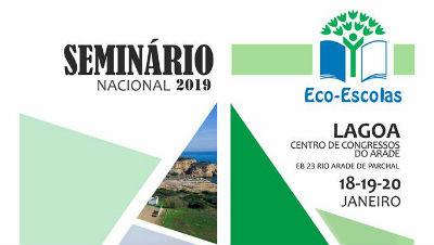 Seminário Nacional Eco-Escolas com representação de Machico