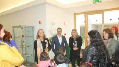 Presidente da Câmara visita - #Reciclar Faz bem ao Planeta!