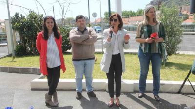 Hastear da Bandeira: Escola Engº Luís Santos Costa
