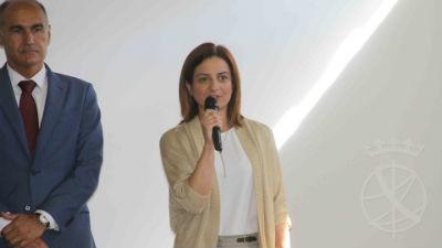 Hastear da Bandeira Eco-Escolas: Escola Secundária de Machico