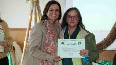 Centro de Dia Água de Pena | Hastear da Bandeira Eco-Escolas