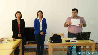 Reunião Eco-Escola em Machico | 2020