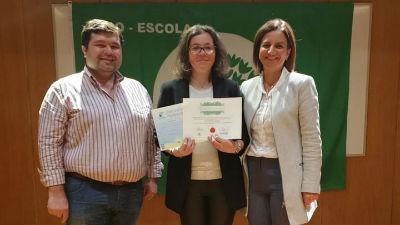 Entrega dos Certificados de Qualidade Eco-Escolas