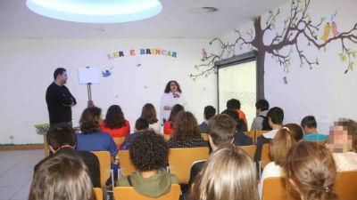 Dia Mundial da Árvore nas escolas de Machico: Poesia e Criatividade