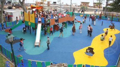 Abertura do emblemático Parque Infantil de Machico