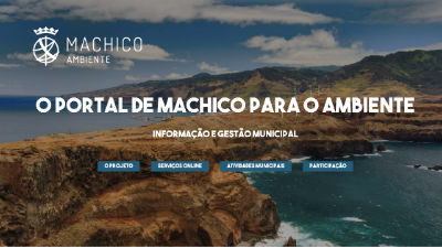Machico Ambiente: a nova plataforma digital da Câmara Municipal