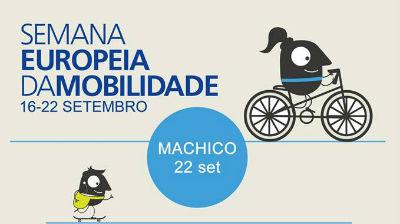 Semana Europeia da Mobilidade: Machico Participa!