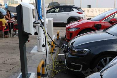 Encontros de Veículos Elétricos no Caniçal
