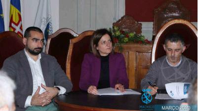 Reunião de Coordenação para a Implementação do Plano de Contingência |COVID-19