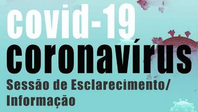 Sessão Informativa sobre o Coronavírus